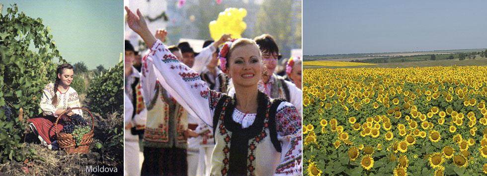 Moldawien Weinreise Chisinau Cricova Orhei Vechi